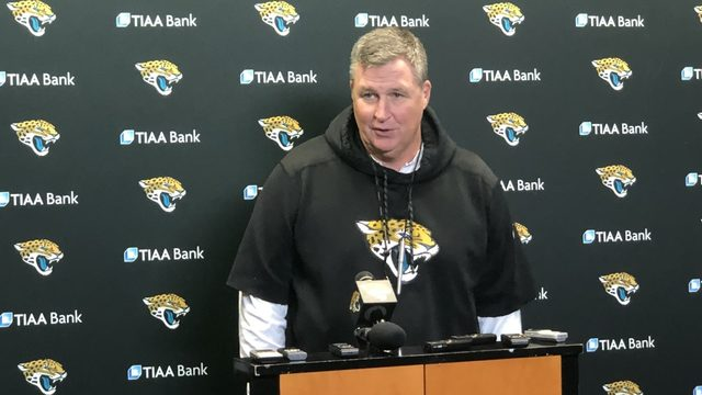 Four goals for Jaguars as training camp opens