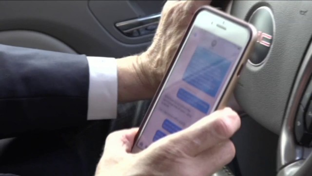 Texting while driving law in effect Monday