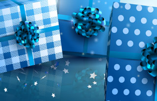Christmas Presets background