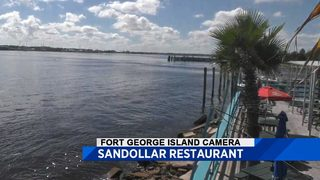Views of Mayport from Sandollar Restaurant sponsored by BeachWalk
