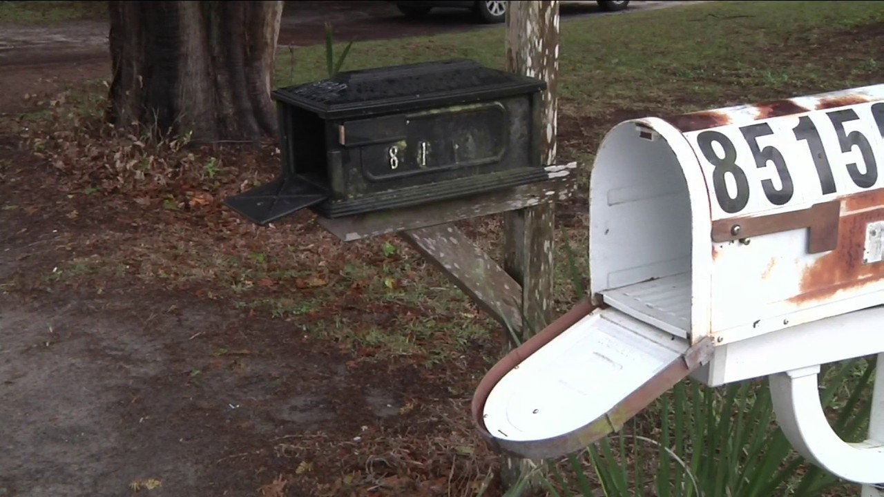 Neighbors in Yulee fear someone is stealing their mail