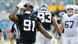 Jaguars dominate Colts with shut out defensive performance