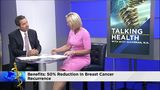 Scot Ackerman with details of the latest breast cancer research