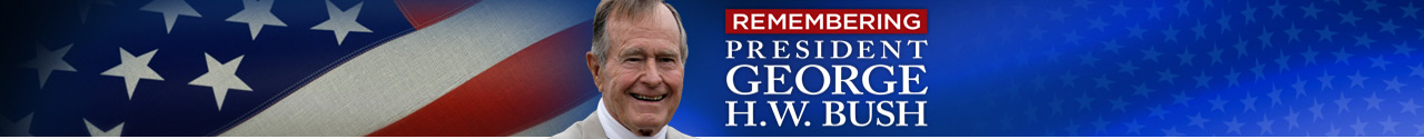 Rememering President George H.W. Bush