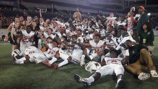 Mandarin beats Columbus 37-35 to win state 8A title