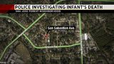 Jacksonville police investigating 2 month old's death