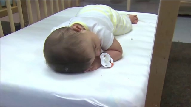 Blankets, bed-sharing common in accidental baby suffocations
