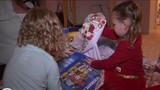 Jacksonville family receives special holiday delivery