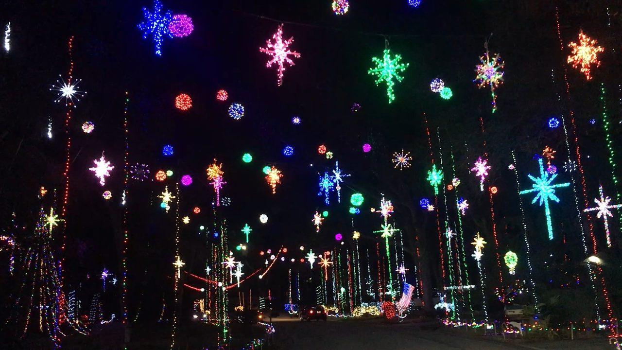 Girvin Road Christmas Lights 2019 Best Christmas light displays around Jacksonville