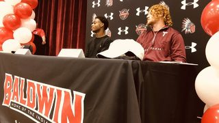 Early Signing Day: notable local football players commit to college choices