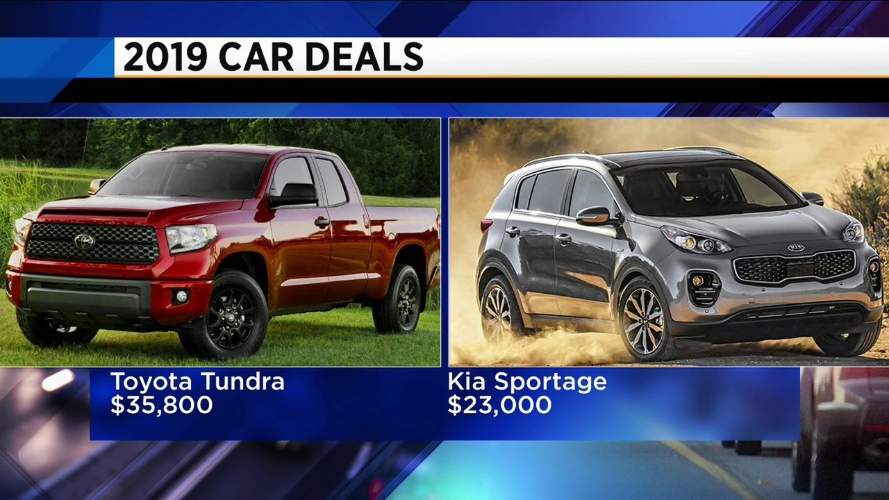 Consumer Reports Rounds Up The Best End Of The Year Car Deals