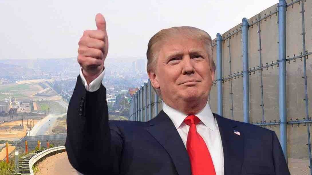 GoFundMe page to fund Trump's border wall raises more than $3 million in 4 days
