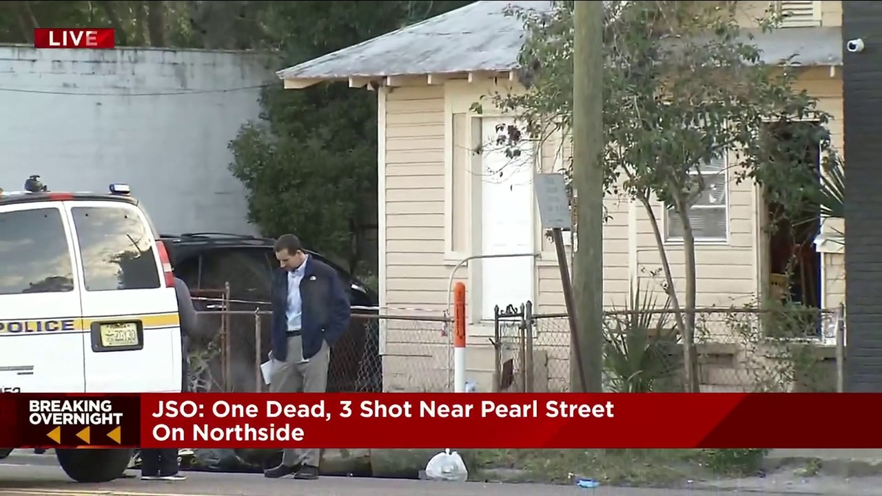 JSO Mother Killed During Triple Shooting In Brentwood