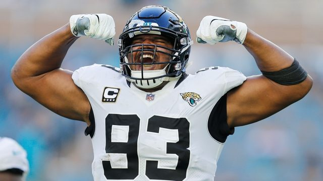 The 20 most important Jaguars for 2019 season: No. 11 Calais Campbell