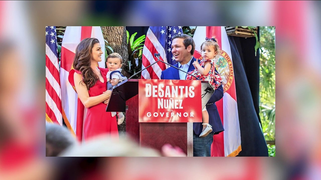 Desantis Campaign Chair Shares Insights On Eve Of Inauguration