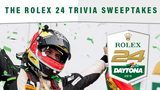 Rolex 24 Trivia Sweepstakes