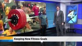 How to keep your new year's fitness goals