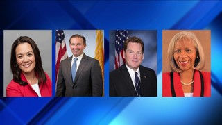 Mayoral candidates weigh in on shootings