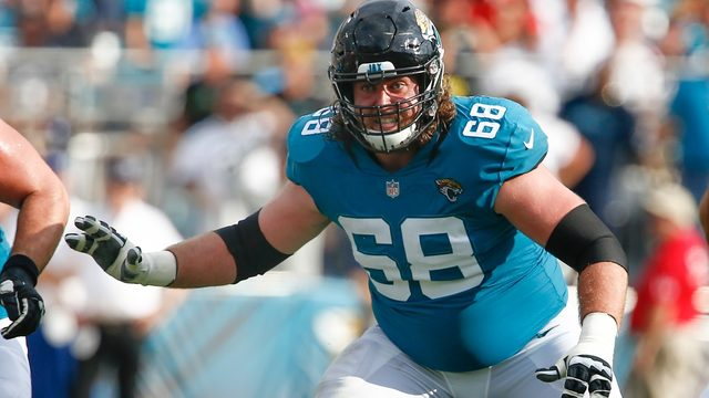 The 20 most important Jaguars for 2019: No. 8 Andrew Norwell