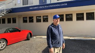 Longtime Bolles assistant coach honored with name on weight room