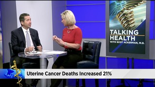 Uterine cancer rates are rising