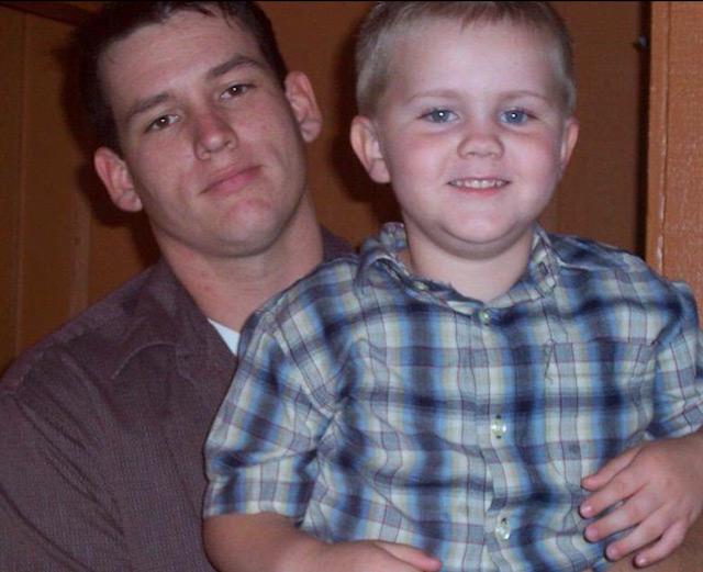 Thomas Wall and son