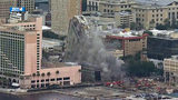 Watch it again: 4 angles of City Hall implosion