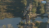 CSX train derails on Jacksonville's Northside