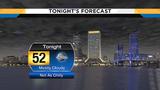 Not as chilly overnight, mild Wednesday ahead of overnight rain