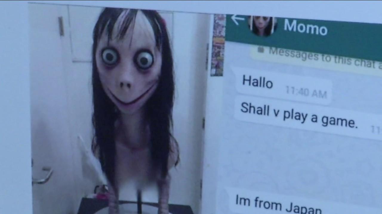 Momo ile ilgili görsel sonucu