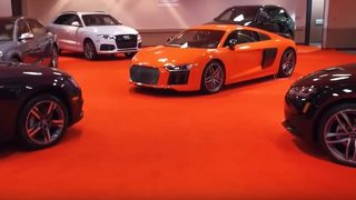 Got the 'new-car bug'? Find the cure at the International Auto Show