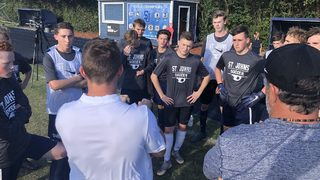 St. Johns Country Day boys soccer team looking to match success of girls team