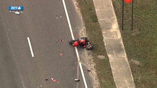 Motorcyclist killed in Green Cove Springs crash