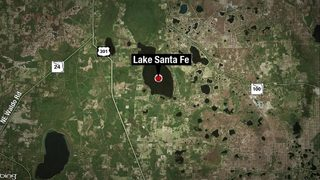Missing boater was trying to save dog who fell into lake, deputies say