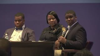 Students meet to tackle issue of violent crime in Jacksonville