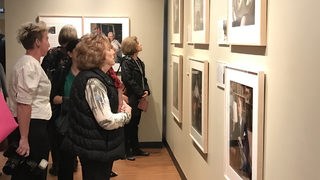Holocaust survivors share stories, exhibit of those who saved them