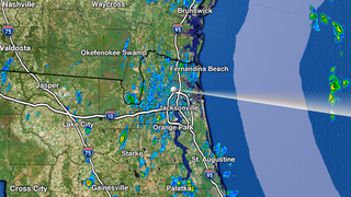 Passing afternoon & early evening showers
