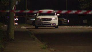 Man shot, found in backseat of car dies at hospital