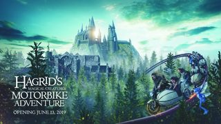 Universal Orlando announces new Harry Potter ride