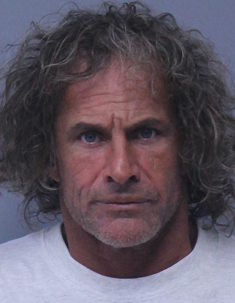St. Johns County Sheriff's Office booking photo of Mark Mastromarino