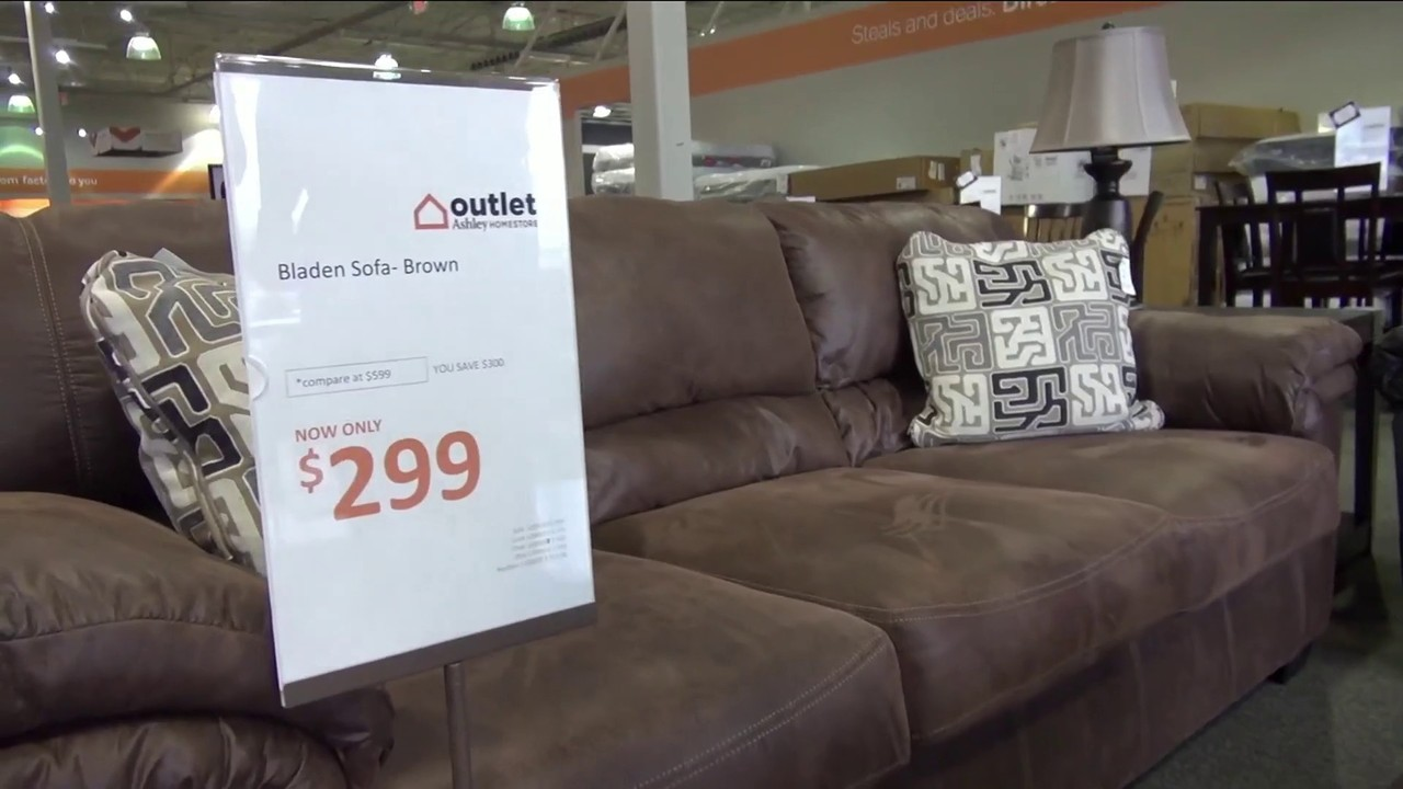 Ashley Homestore Outlet Opening in Regency | River City Live