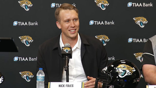 Jaguars season ticket sales spike after team announces new quarterback