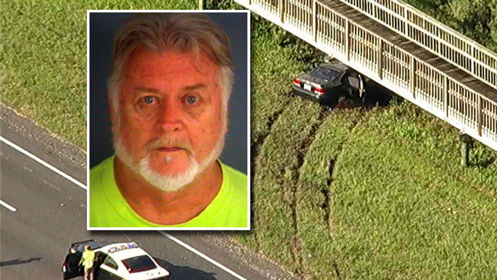 Truck driver arrested after woman dies in car knocked off US 17