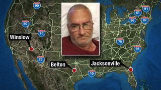 Jacksonville truck driver accused of kidnapping 2 Texas children