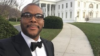 Tyler Perry steps in to help 4 children of slain single mom