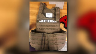 How much will new bulletproof vests protect Jacksonville firefighters?