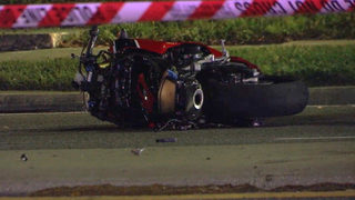 Motorcyclist, car crash in Mandarin, JSO says