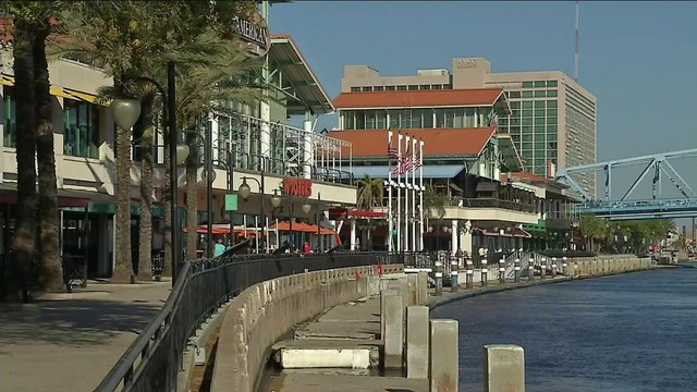 Jacksonville Landing another step closer to being torn down