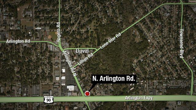 Man shot while pumping gas at Arlington gas station, JSO says