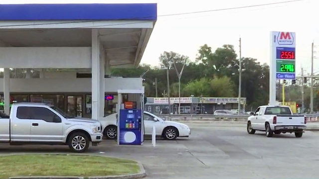 Man shot while pumping gas in Arlington, JSO says